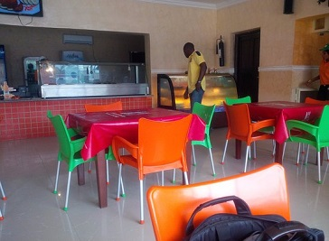 Chillis Cafe in Calabar