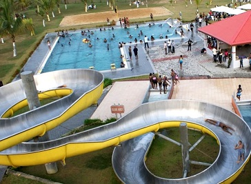 Tinapa Waterpark Calabar